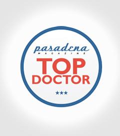 Pasadena Magazine Top Doctor Award